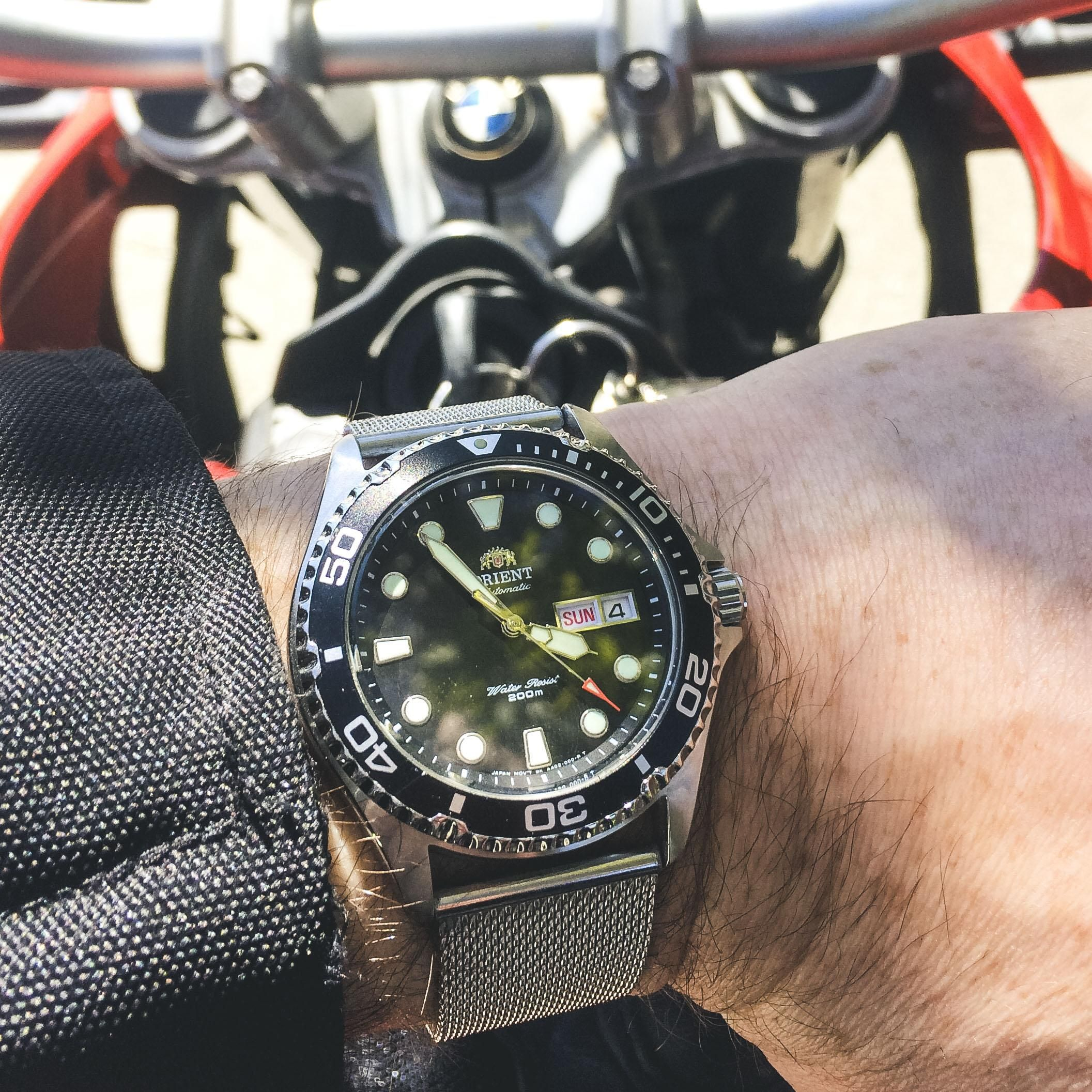 Orient Ray Ii Two Of My Favourite Things Watches In 2019 Orient