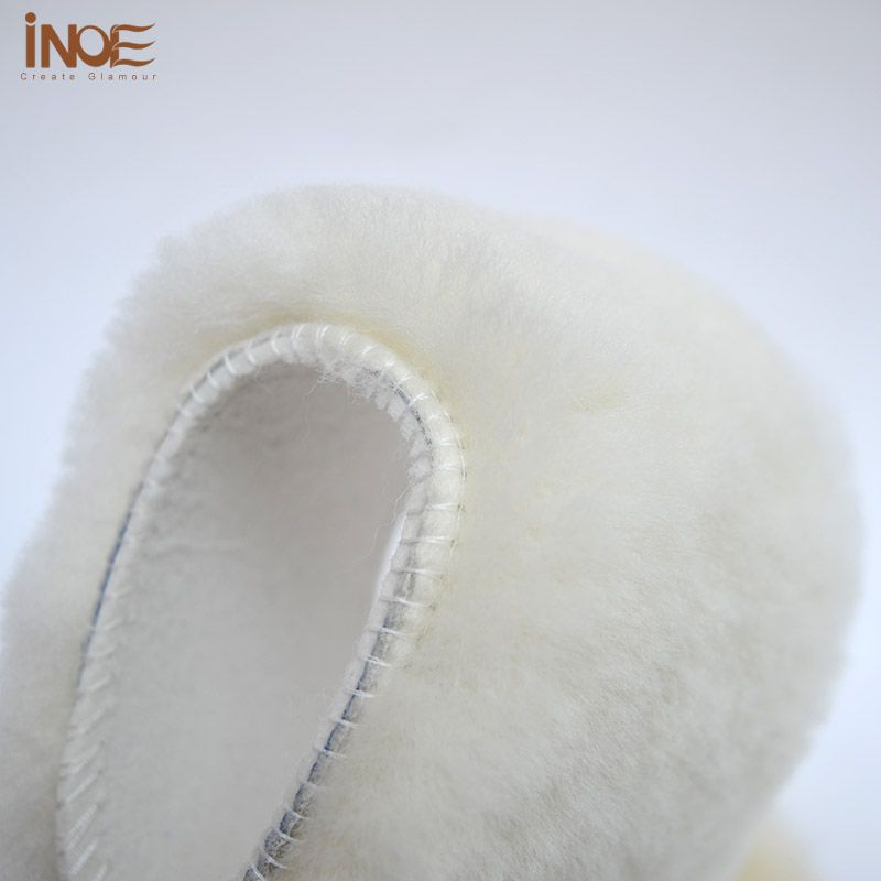 $30.00 (Buy here: http://appdeal.ru/895u ) Nature sheepskin winter shoes pad real sheep fur wool insoles for men keep warm women snow boots insole wholesales size 34-45 for just $30.00