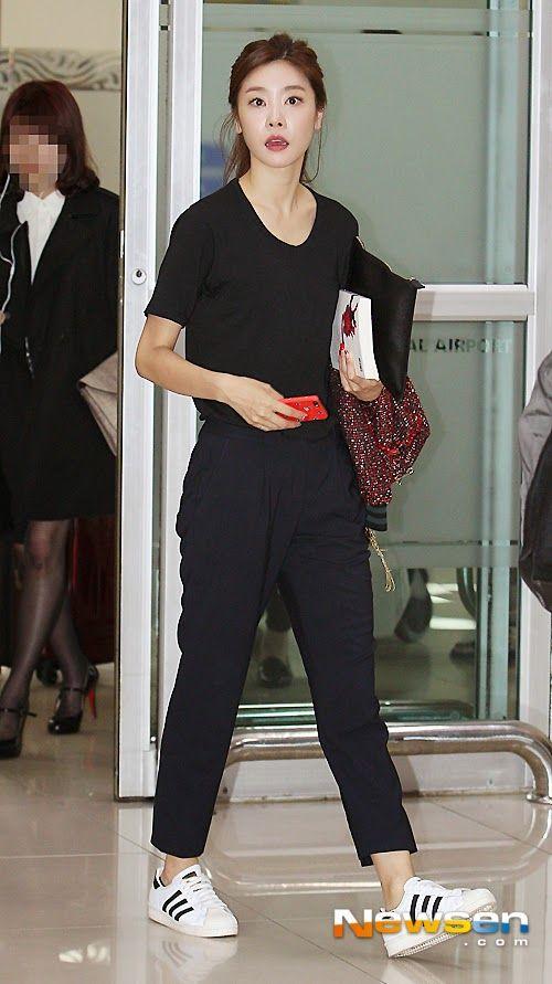 Girl S Day Sojin Airport Fashion Korean Street Fashion Korean Fashion Korean Fashion Minimal