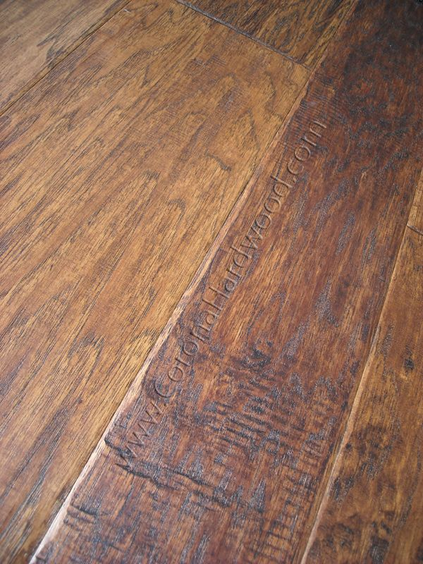 Anderson Floors Desert Sage Hickory Lone Star Collection Aa101 37522 Gloss Level 20 3 8 X