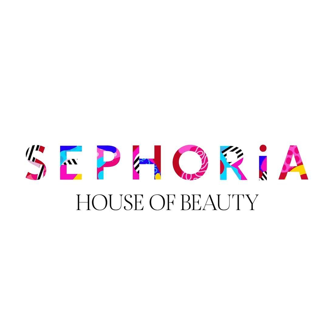 Sephoria Illustrations Logo House Of Beauty Beauty Event Sephora