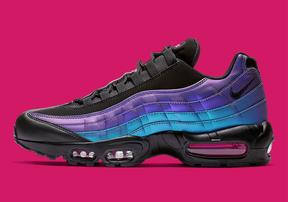 The Nike Air Max 95 Arrives In Playstation Colors | ブログ