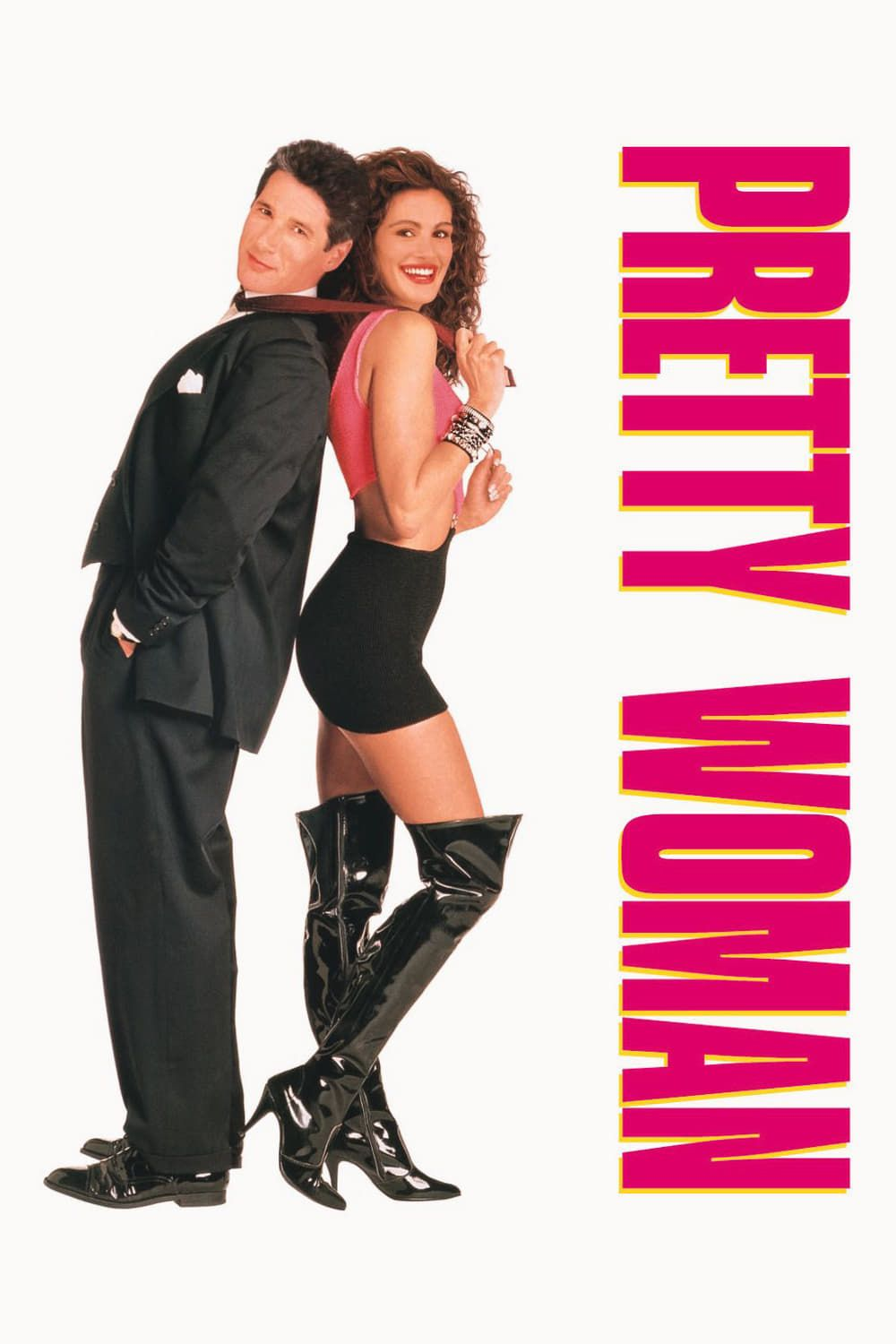 Pretty Woman Movie Poster - Poster, Bestposter, Fullhd -4140