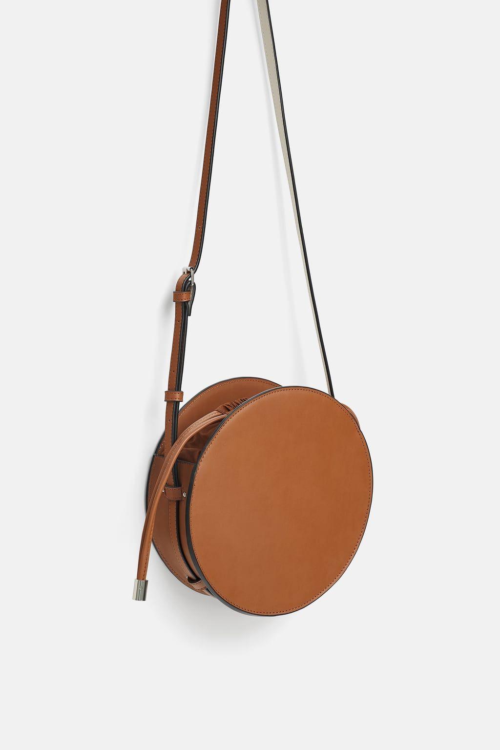 e297ca55ed Round crossbody bag | fall/ winter wardrobe | Crossbody bag, Bags ...