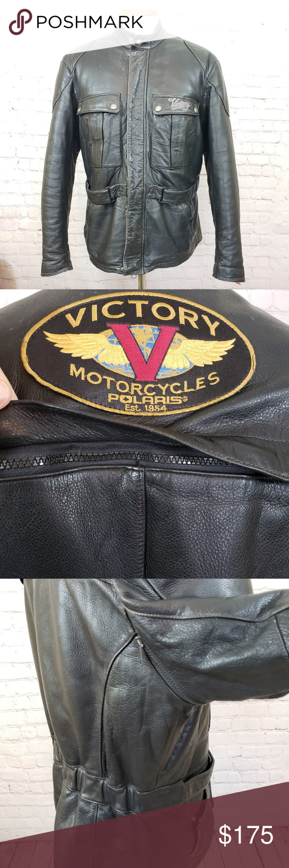 Victory Motorcycle Jacket Motorcycle jacket, Jackets