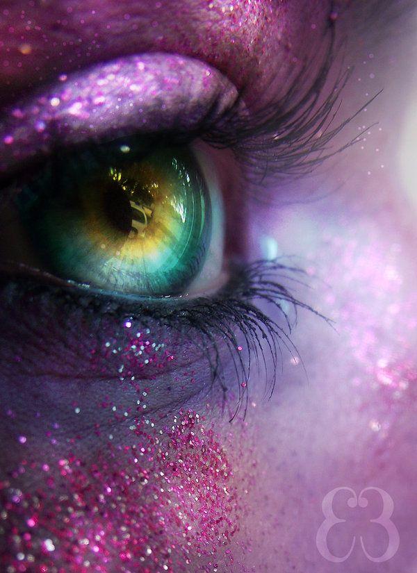 Like Diamonds In The Sky By Eliseenchanted Eye Art Fairy Eyes