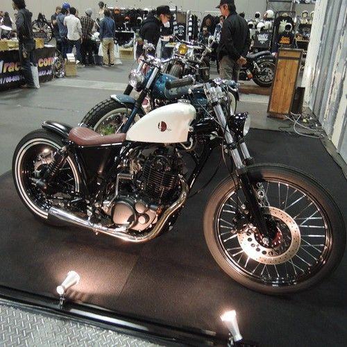 Yamaha sr400 | Bobber Inspiration - Bobbers and Custom Motorcycles | taku420 September 2014