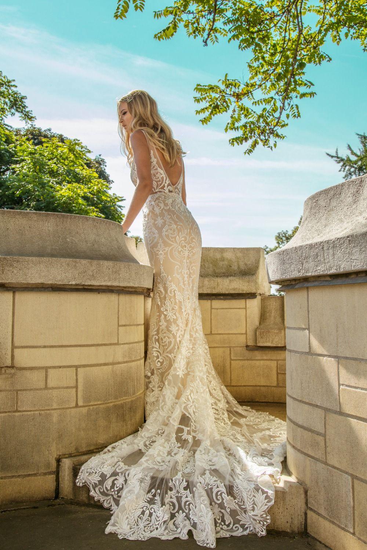 Trendy wedding dresses  Calla Blanche Has Stylish Wedding Dresses for the Trendy BridetoBe