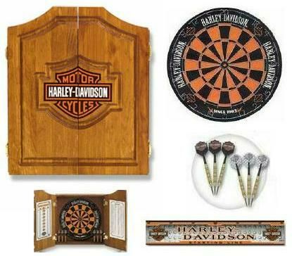 Dart Boards And Supplies | Bud Light Beer Dart Cabinet Includes Darts And  Board | EBay