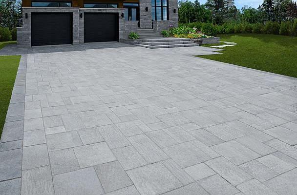 Leeroc Pavés, Briques et Pierres - produits du0027aménagement extérieur - pave pour terrasse exterieur