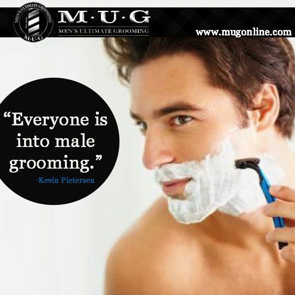 Male grooming #Men's #Haircut | Grooming, Men quotes