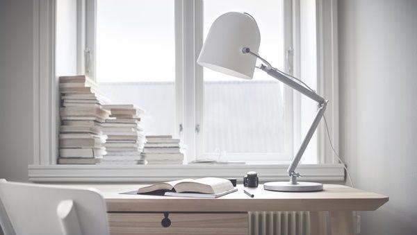 SVIRVEL Ikea   Arbeitsleuchte, Wohnungsplanung, Haus