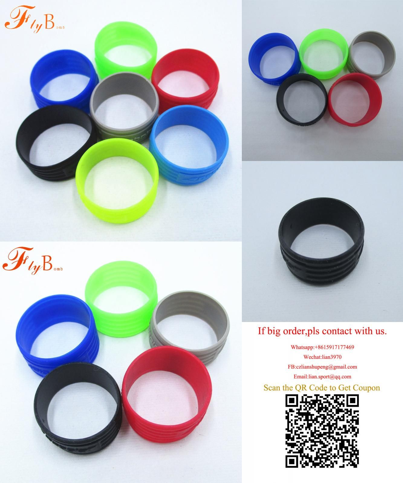 Visit To Buy Tennis Racket Handle S Silicone Ring Tenis Racquet Overgrip Use Wrap Various Colors L354 Advertisem Racquets Racquet Sports Tennis Accessories