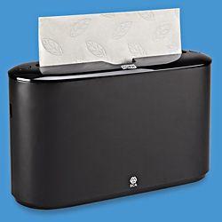 Tork Xpress Tabletop Towel Dispenser Black H 4450bl Uline Towel Dispenser Table Top Towel