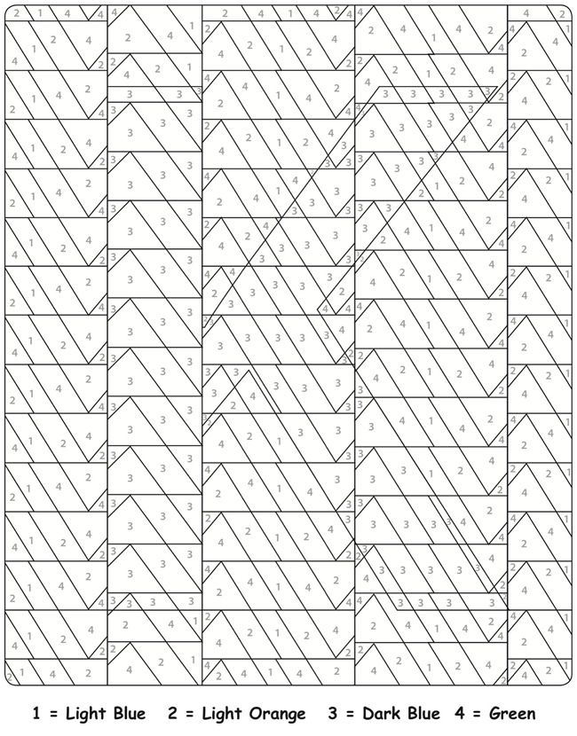 Welcome To Dover Publications Alphabet Hide Seek Color By