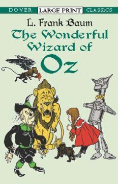 The Wonderful Wizard of Oz by Frank L. Baum - the new film will be called 'Oz: The Great and Powerful'