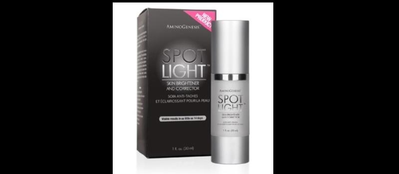 How To Treat Sunspots Aminogenesis Blog Skin Brightening Brighten Skin Tone Skin Care Dark Spots