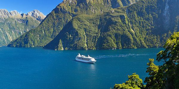 Image Result For New Zealand Fiordland NZ Middlegrade Fantasy - New zealand cruises