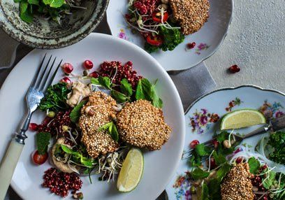 Quinoa-Hähnchen