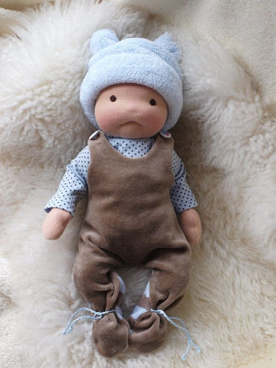 Nurture baby for Kim RESERVED by ivaDolls on Etsy