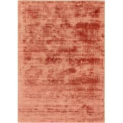 Photo of benuta Essentials viscose carpet Nova copper 120×170 cm – Modern carpet for living room benuta.de