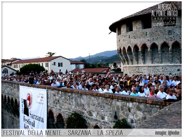 Festival della Mente - Sarzana - La Spezia - Albergo Al Ponte Antico Carrodano - Pubblico