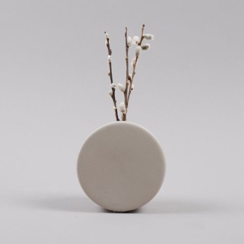 Serax Hanging Vase Cylinder Small - Grey