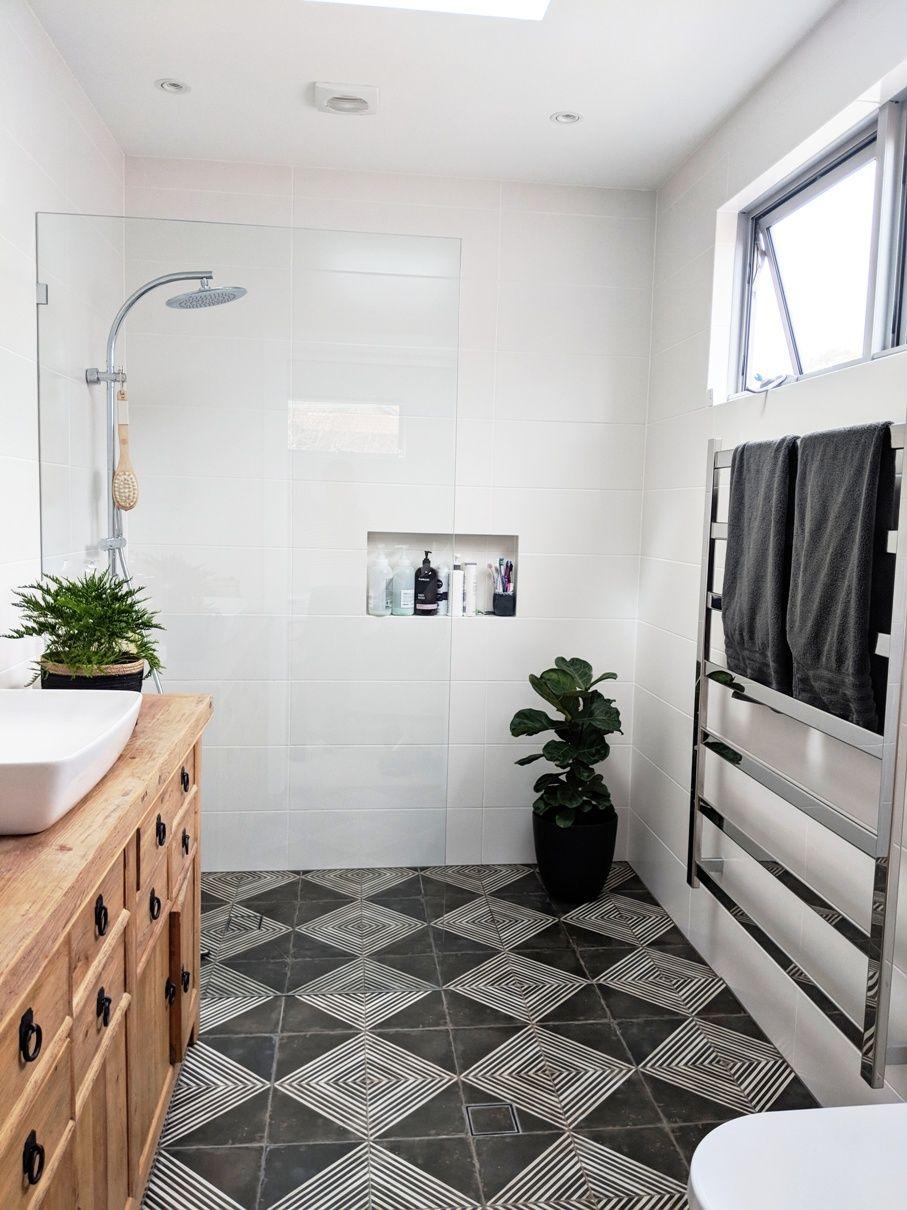 Bathroom Renovation Sydney. Spanish wall and floor tiles from ...