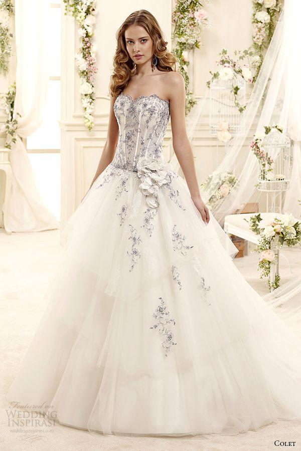 Colet 2015 wedding dresses vestidos de noiva vestido e casamento colet 2015 bridal collection collection junglespirit Images