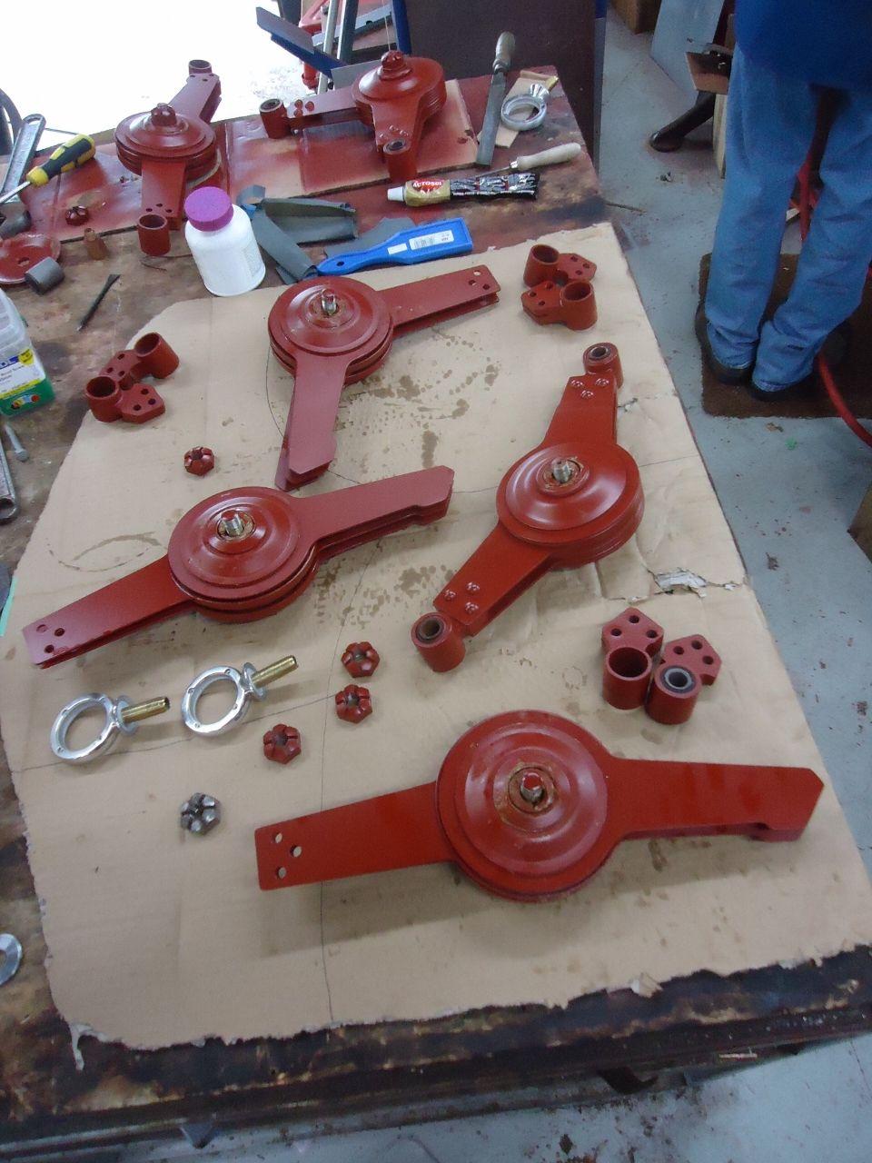 Hot Rod Brake Line Routing Also Hot Rod Alternator Wiring Diagram
