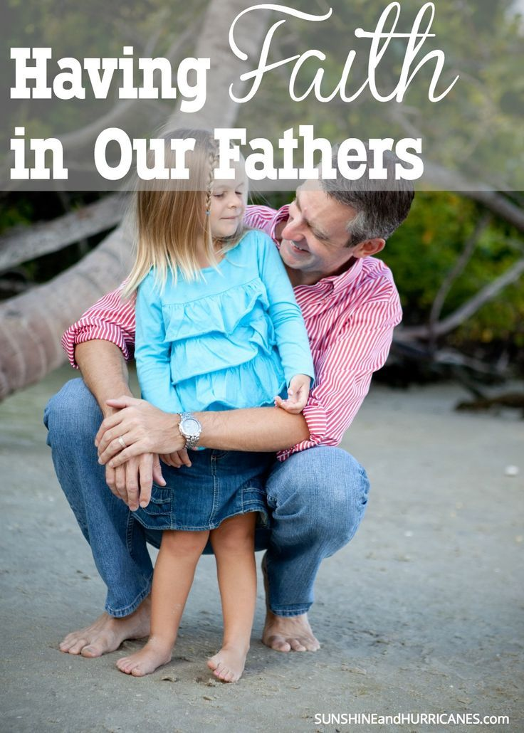 "Are you guilty of ""Dad Delegation Denial""? Most moms are and we often don't even realize it. When we learn to recognize the signs, we make our lives less stressful and make our children's life richer. Having Faith in Our Fathers. SunshineandHurric..."