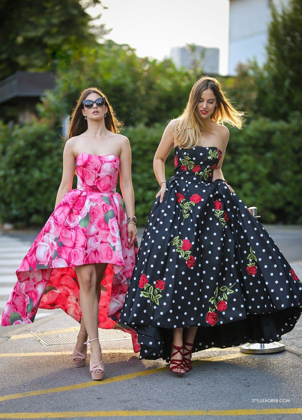 Sto Ces Odjenuti Na Pir Nas Savjet Sherri Hill Haljine Style Zagreb Indian Attire Fashion Indian Outfits