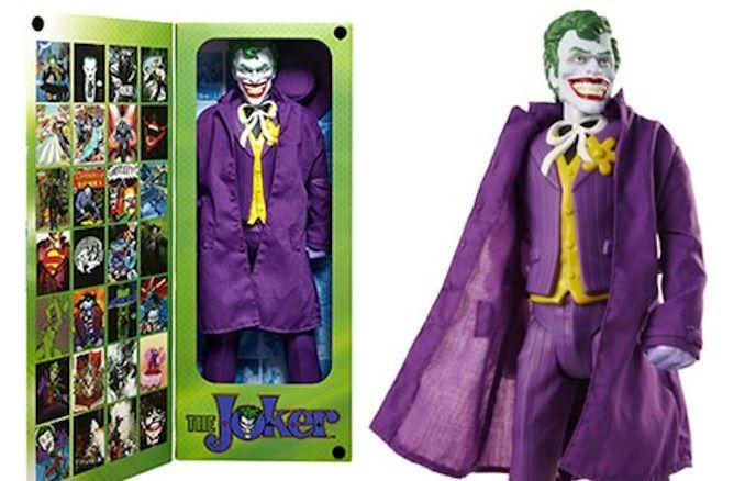 DC Joker magnetic figure The Dark Knight.