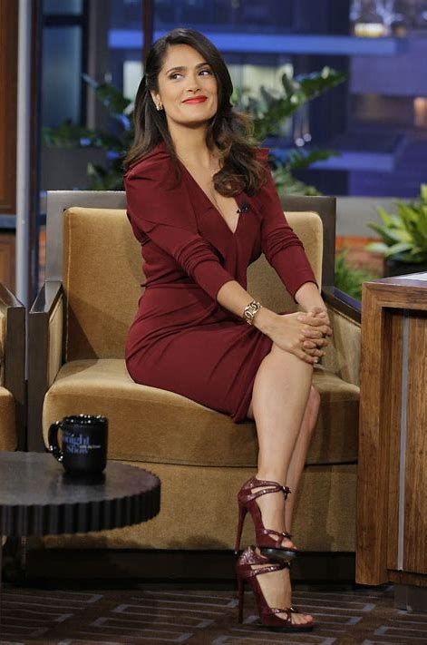 Salma hayek sexy legs