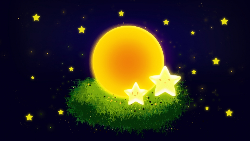 Moonlight Starry Night Background Material Starry Night Background Night Background Starry Night