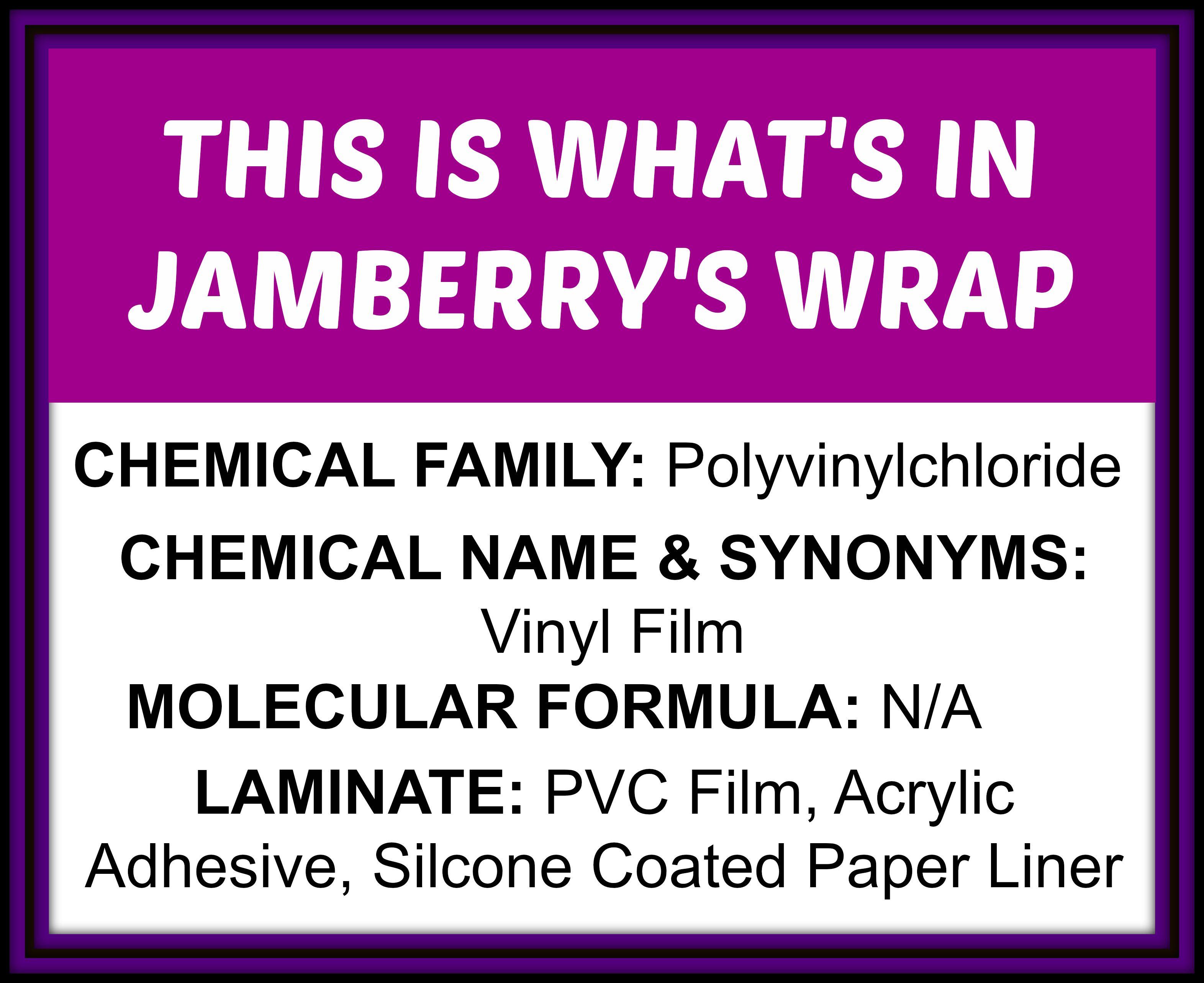 Nail Wrap Ingredients   Jamberry   Pinterest   Nail wraps, Jamberry ...