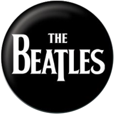 The Beatles The White Album Button Badge The Beatles The White Album Button Badge