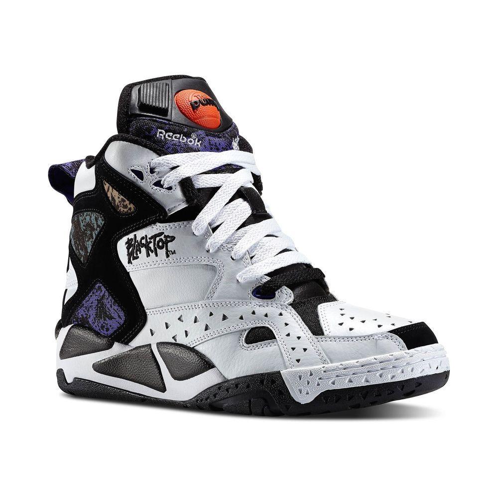 Groll Friedhof überspringen  NEW REEBOK PUMP BLACKTOP BATTLEGROUND Mens Limited NWT | Sneakers men  fashion, Reebok pump, Best sneakers
