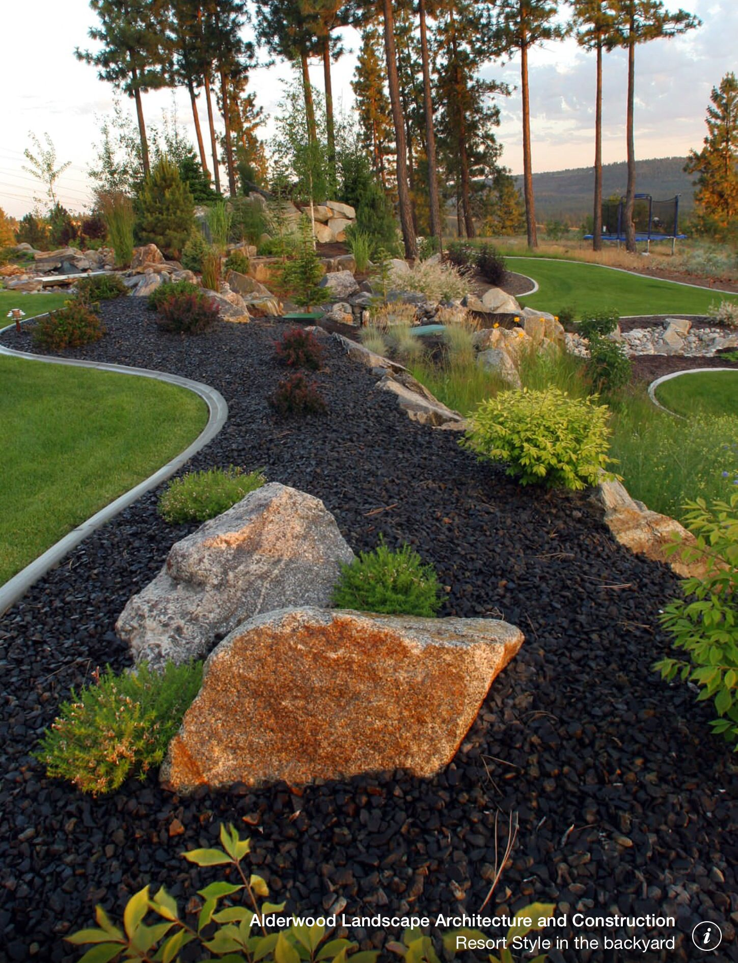 Rockery Garden Designs