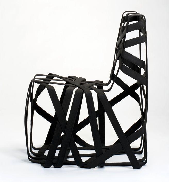 Bandstuhl By Markus Bangerter Stuhl Design Stuhle Tisch Und Stuhle