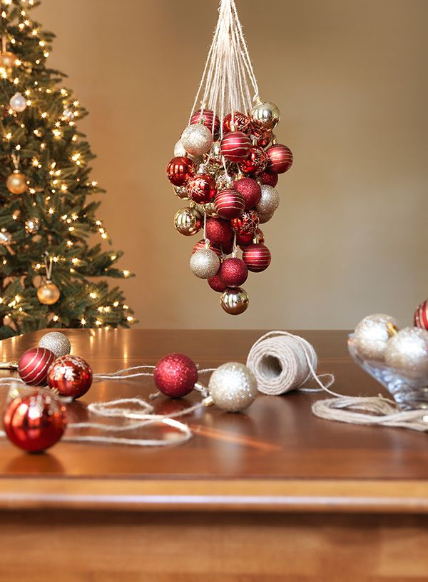 Amazing Quick Christmas Craft Ideas Part - 14: 10 Quick Christmas Craft Ideas - The Home Depot