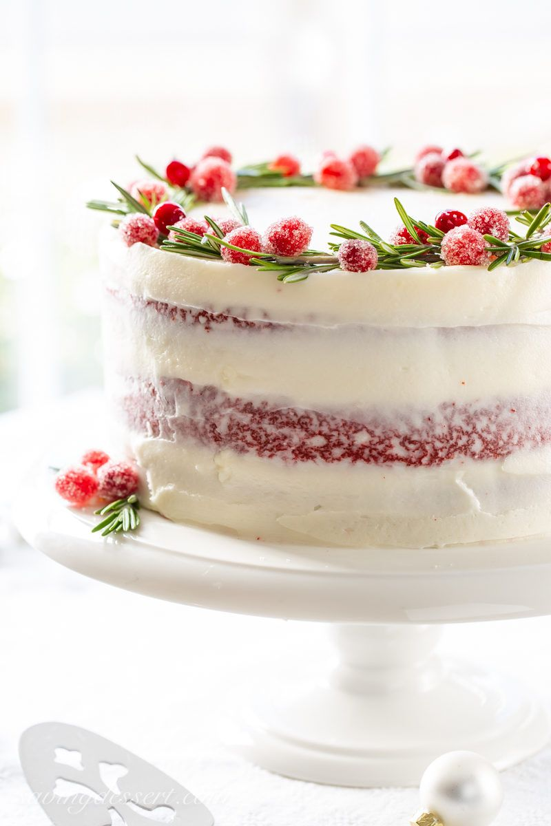 Red Velvet Cake Recipe With Cream Cheese Icing Recipe With