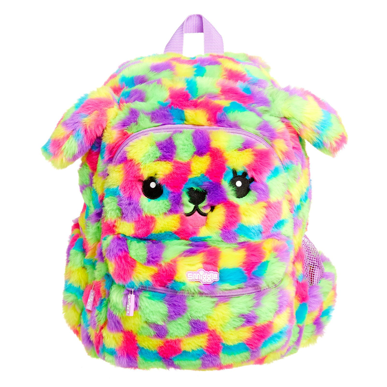 Smiggle bags for school - Image For Pooch Junior Fluffy Backpack From Smiggle Uk