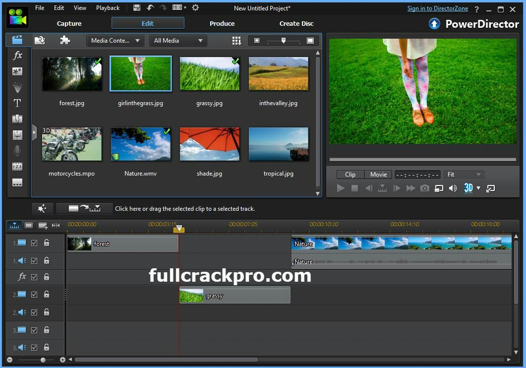 powerdirector full version download