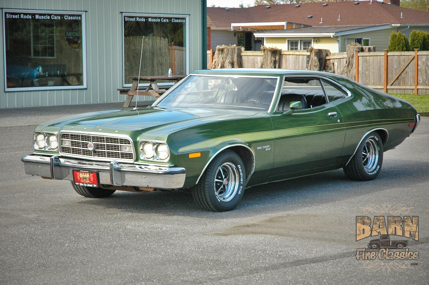 1973 Ford Torino 1973 Ford Gran Torino Sport I Loved This Car