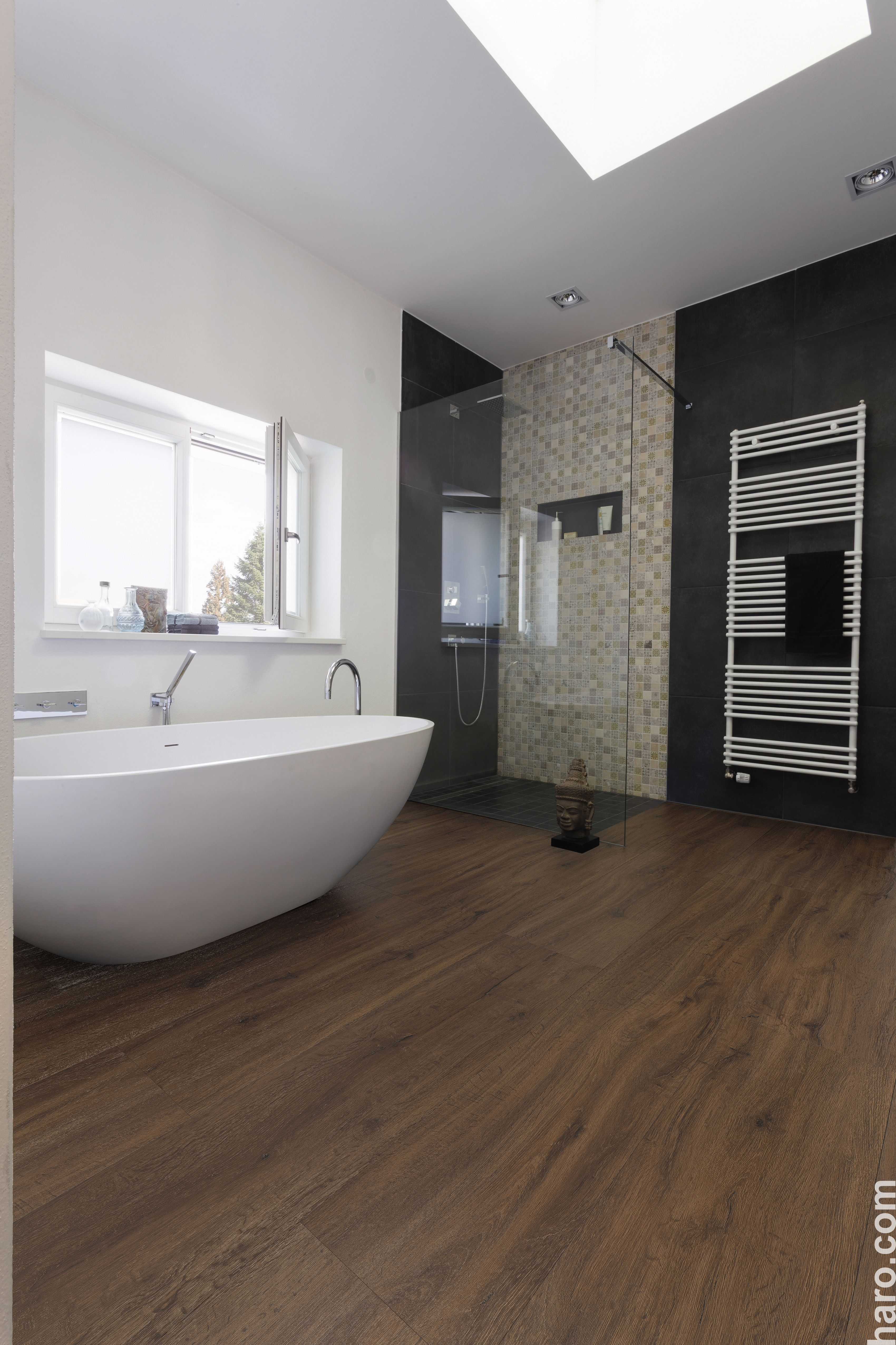 Korkboden Badezimmer | Korkboden Im Bad Verlegen Wohn Design
