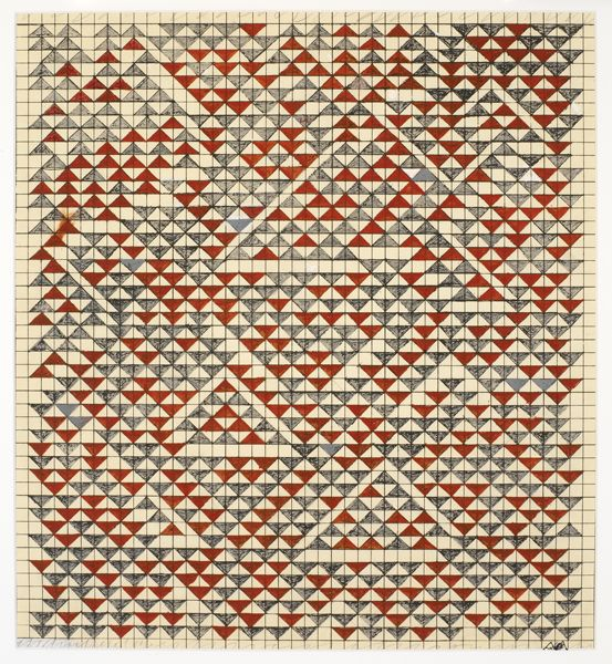 Anni albers study for camino real 1967 gouache on blueprint graph anni albers study for camino real 1967 gouache on blueprint graph paper malvernweather Images