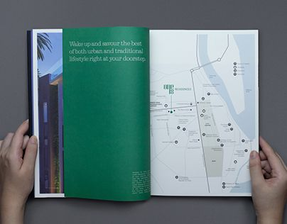 30+ Real Estate Brochure Designs for Inspiration - Hative