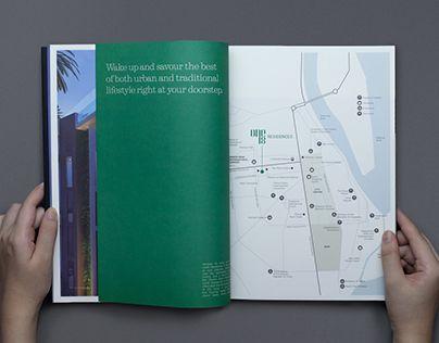 one18 Residences \u2014 Property Brochure work Pinterest Brochures - property brochure