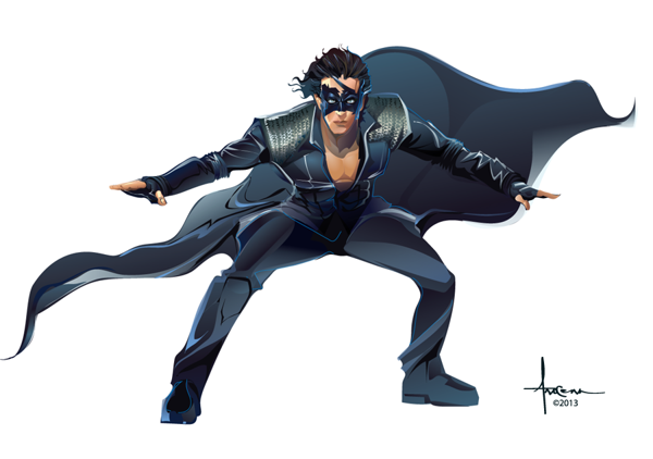 KRRISH 3 Vector Commission on Behance